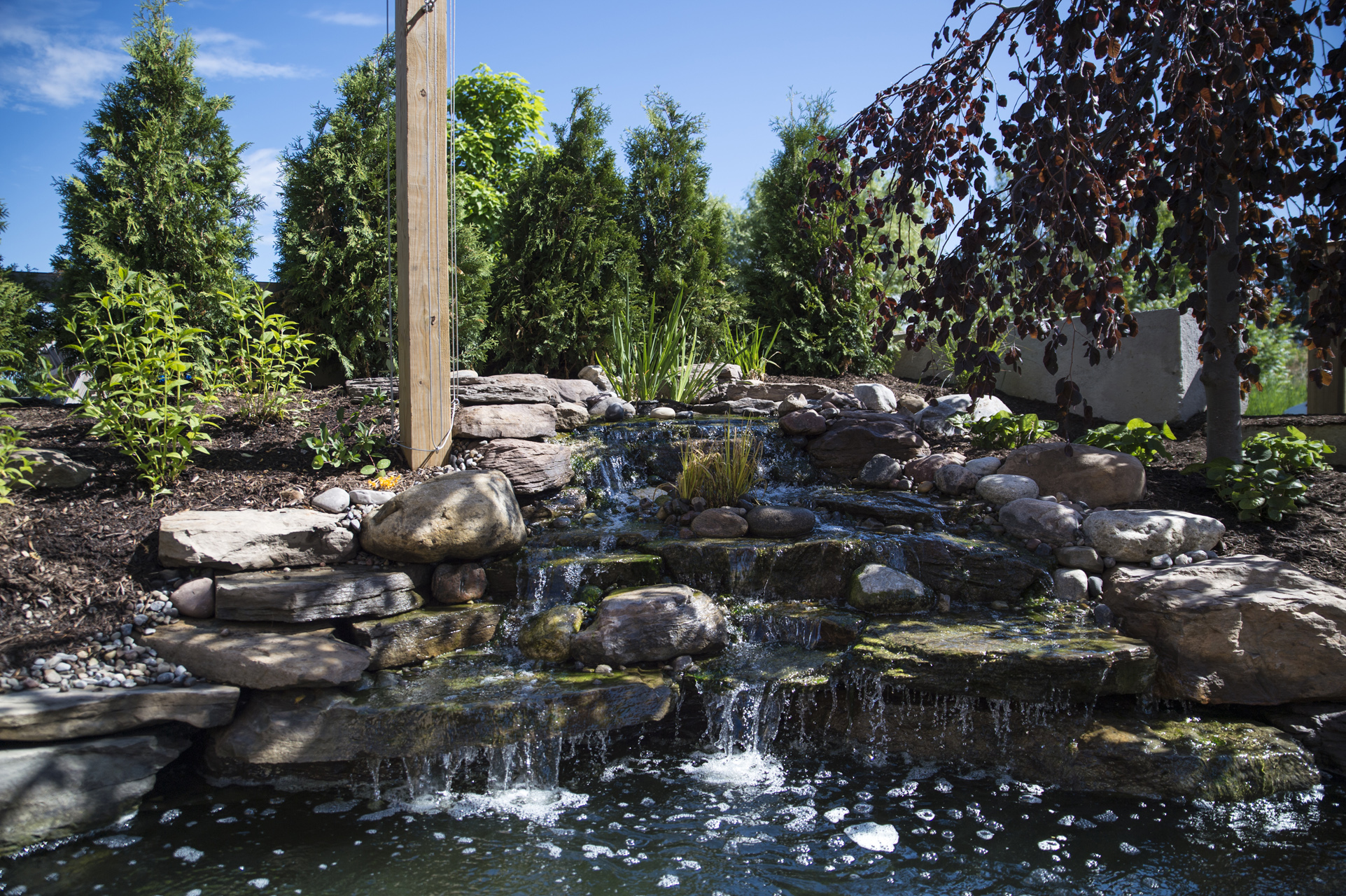 Pond Supplies Syracuse Landscaping Supplies